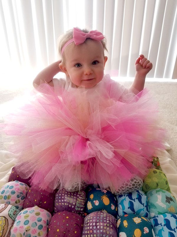 Blog Diy Super Puffy Tulle Tutus For