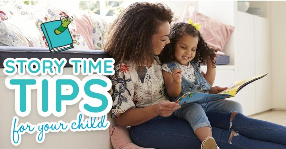 Story Time Tips For Your Child
