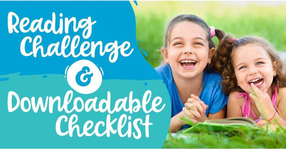 Reading Challenge and Downloadable Checklist