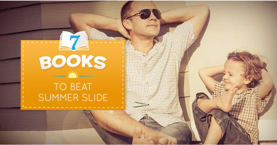 7 Books to Beat Summer Slide