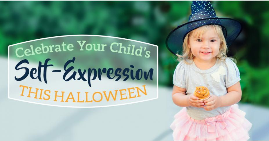 Celebrate Your Child's Self-Expression This Halloween