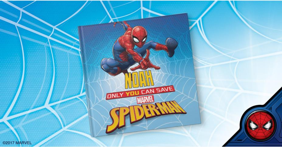 ​July Book of the Month: Only You Can Save Spider-Man