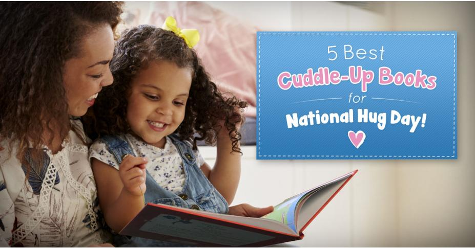 5 Best Cuddle-Up Books For National Hug Day!