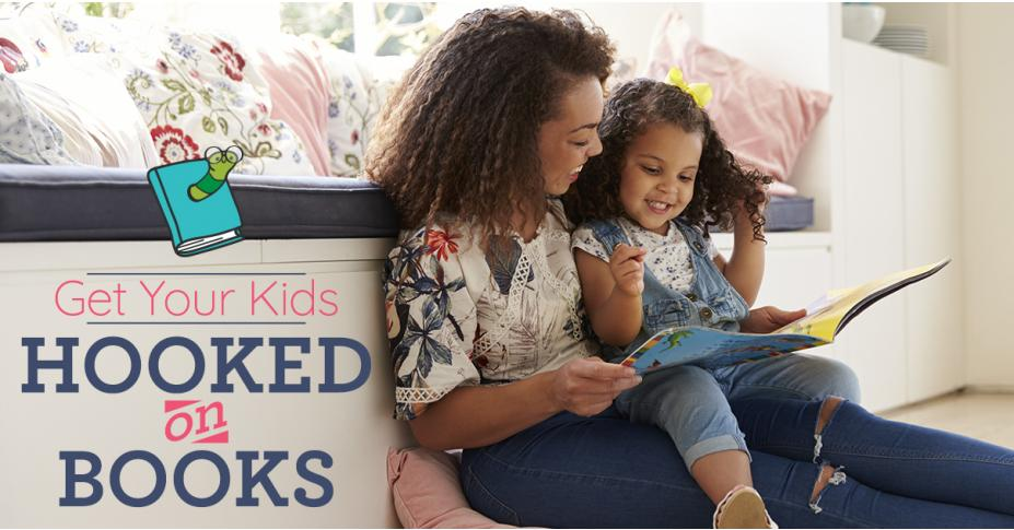 Get Your Kids Hooked on Books