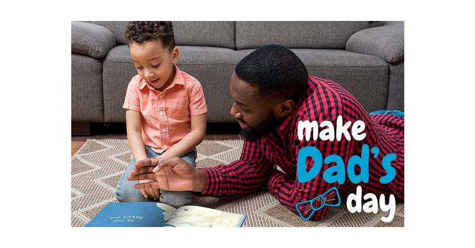 Show You're Glad for Dad with DIY Gifts on Father's Day
