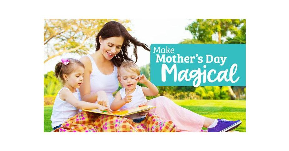 Last Minute Ways to Make Meaningful Memories on Mother's Day