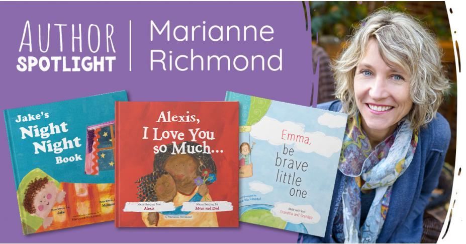 Author Spotlight: Marianne Richmond