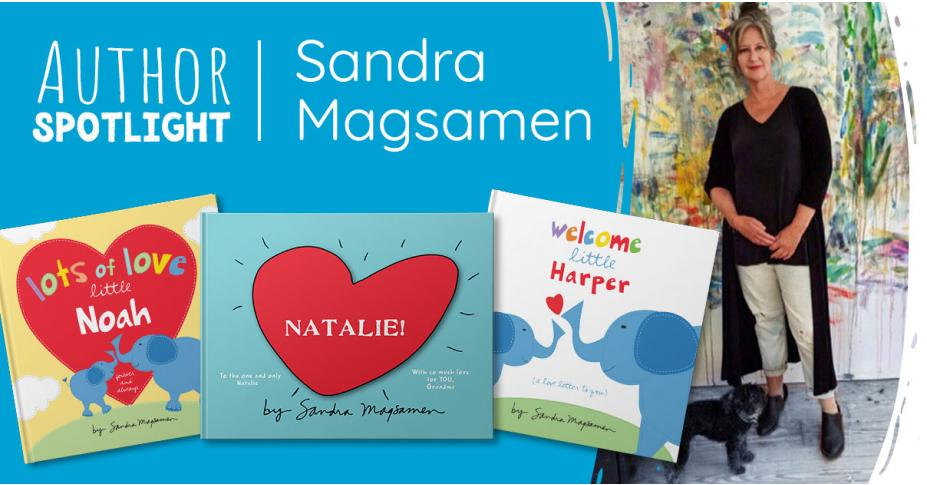 Author Spotlight: Sandra Magsamen