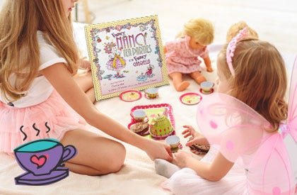 Personalized Fancy Nancy Gifts