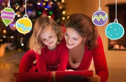 Santa Books. Personalized Christmas Books for Children