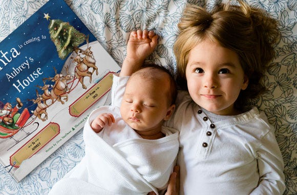 Personalized Gifts for Babies