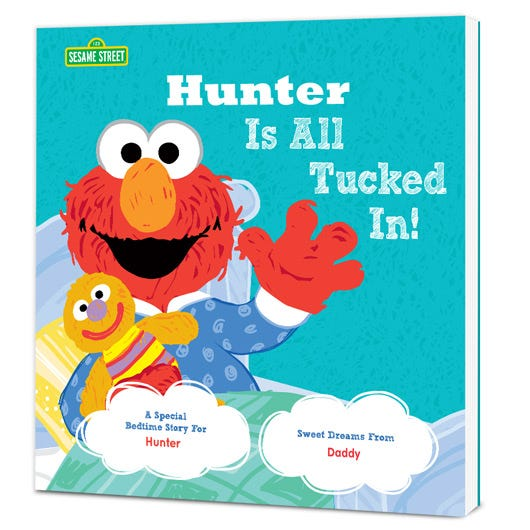 All Tucked In On Sesame Street! ? Paperback Edition