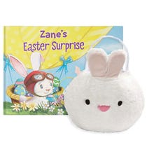 An Easter Surprise and Baby Bunny Easter Basket Gift Set