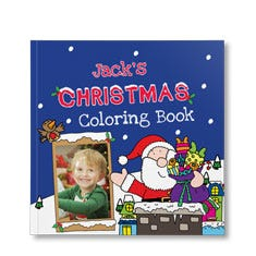 Christmas Coloring Book