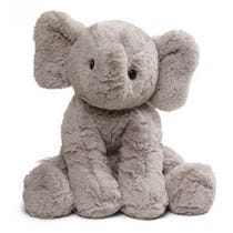 Cozy Elephant Plush