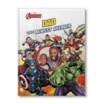 Marvels The Avengers You The Newest Avenger Personalized Book