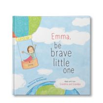 Be Brave Little One Personalized Book