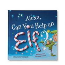 Can You Help An Elf Personalized Book