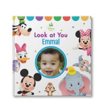 Disney Baby's Look at You Personalized Book
