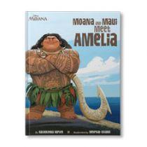 Disney's Moana and Maui Meet You!