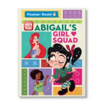Disney's Ralph Breaks the Internet: Your Girl Squad Personalized Book