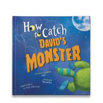 How to Catch Your Monster Personalized Book