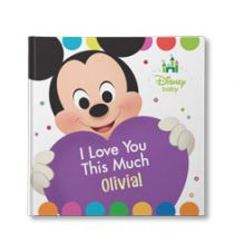 Disney Baby: I Love You This Much!