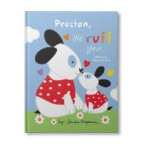 I Ruff You Personalized Book