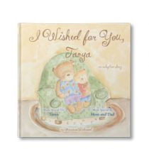 I Wished For You An Adoption Story Personalized Book