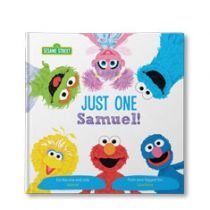 Sesame Street: Just One You! Personalized Book