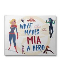 What Makes You a Hero Personalized Book
