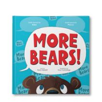 More Bears! Personalized Book