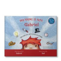 My Name Is Not Alexander Personalized Book