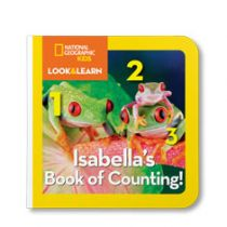 National Geographic: Your Book of Counting Personalized Board Book