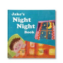 Night Night Personalized Book