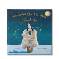 On the Night You Were Born Personalized Book