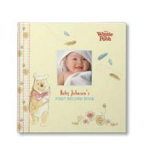 Disneys Winnie The Pooh Babys First Record Book
