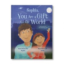 You Are a Gift to the World Personalized Book