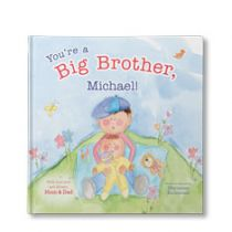 You're a Big Brother Personalized Book