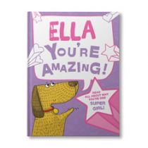 You're Amazing Personalized Book