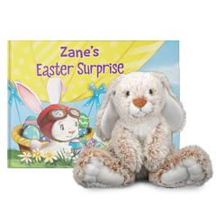 An Easter Surprise and Plush Gift Set