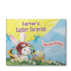 An Easter Surprise Personalized Book