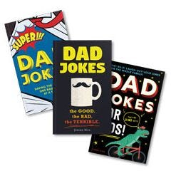 Dad Jokes Book Bundle