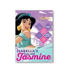 Disney Princess: Your Day with Jasmine Personalized Magazine