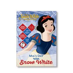 Disney Princess: Your Day With Snow White Personalized Magazine
