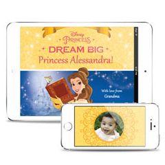 Disney's Dream Big, Princess: Belle's Special Edition