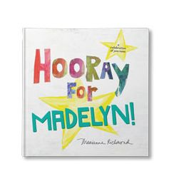 Hooray for You! Personalised Book
