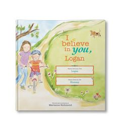 I Believe in You Personalized Book