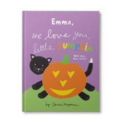 I Love You Little Pumpkin Personalized Book