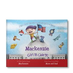 Isabella: Girl in Charge Personalized Book